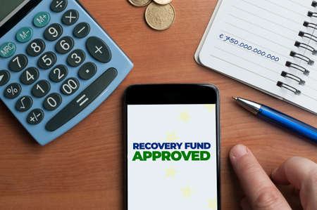Recovery fund approved: The European Council has allocated € 750 billion for the post-covid recovery of the worst affected countries