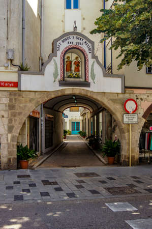 Discovering the streets and corners of Blanes