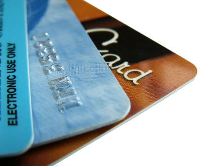 Club card and credit cards