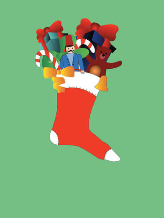 Christmas socking