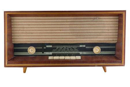 Старый радиоприемник. Фотография с сайта 123rf.com