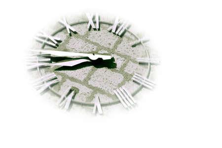 stone watch Stock Photo