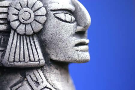 idool: Mexicaanse idool portret
