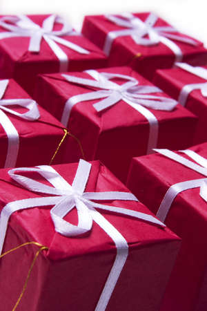 bunch of presents Stock Photo - 284781