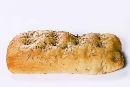 focaccia bread with rosmarin