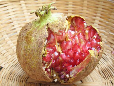 pomegranate Stock Photo - 15490828