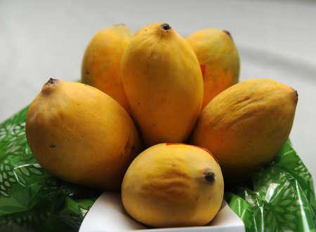 Chaunsa、パキスタンのマンゴーの様々 な