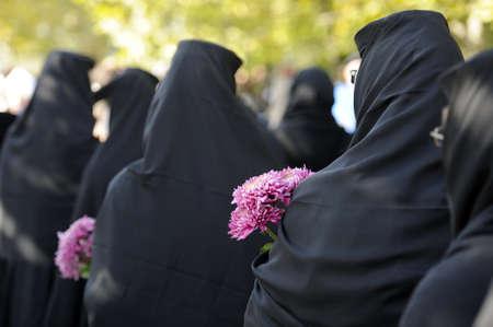 pilgrimage: Nuns that go on pilgrimage