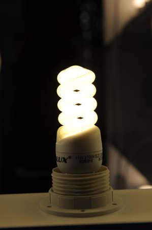 incandescent: Incandescent light bulbs Stock Photo