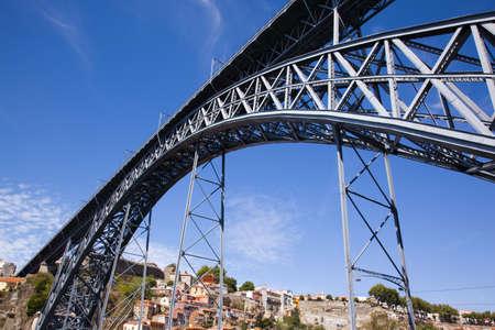 oporto: Dom Luis I Bridge, oPorto, Portugal