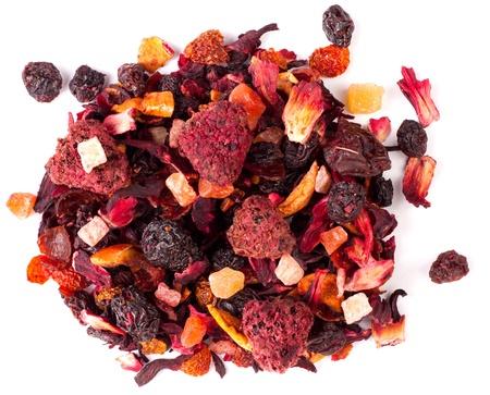 frutas secas: fruto fresco de t� Foto de archivo