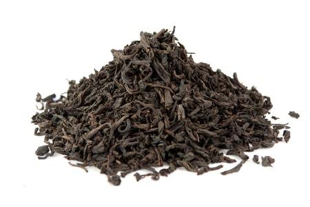 china rose: tea Stock Photo