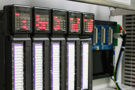 logic: Programmable logic controller