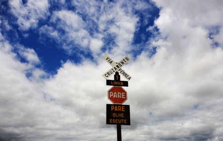 sinal of trânsito