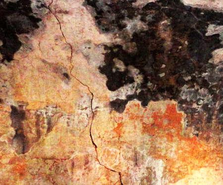 Textura de laranja Banco de Imagens