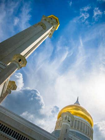 Sultan Omar Ali-Moschee Saifuddin Brunei Darussalam