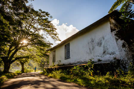 Dutch colonial architecture in the Banda Islands