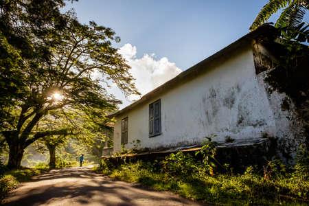 Niederländischen Kolonialarchitektur in den Banda-Inseln Editorial