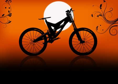 Vélo Stock Photo - 5441449