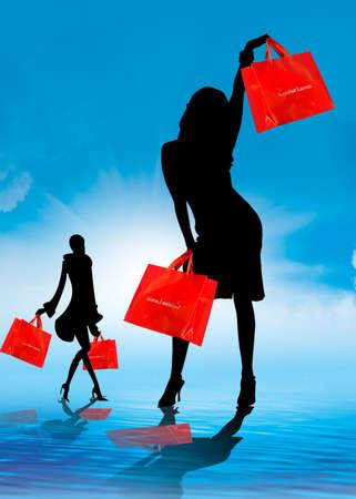jeune: Shopping