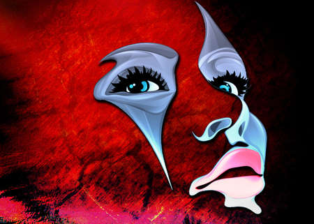 masque: Masque Stock Photo