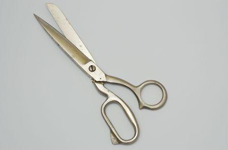 cutting-out scissors