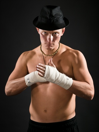 severe fighter photo