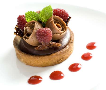delicious cake Stock Photo - 4091922