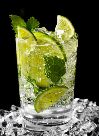 mojito cocktail Stock Photo - 4383812