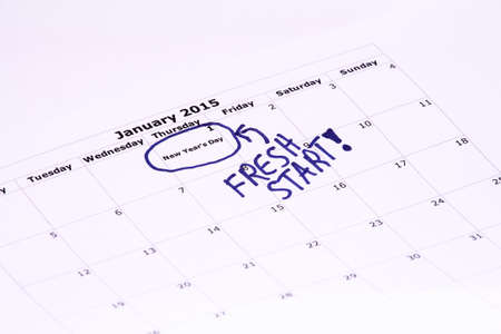 new years day: Abstract - New Years Day - Fresh Start.