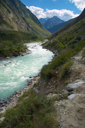 altay: Rushing milk river, Altay