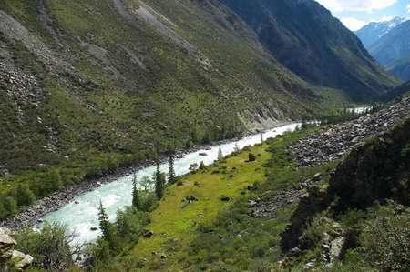 altay: Rushing milk river, Altay