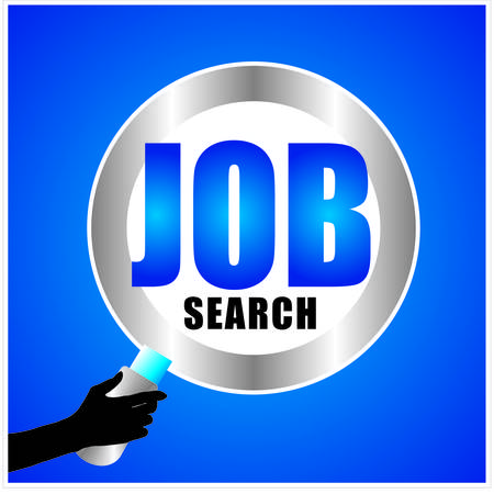 Job concept Vector