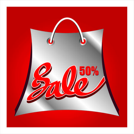 give away: Sale Illustration