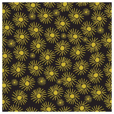 seamless pattern: Seamless Pattern Illustration
