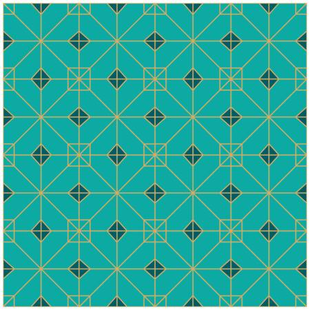 Geometric Seamless Pattern Ilustración de vector