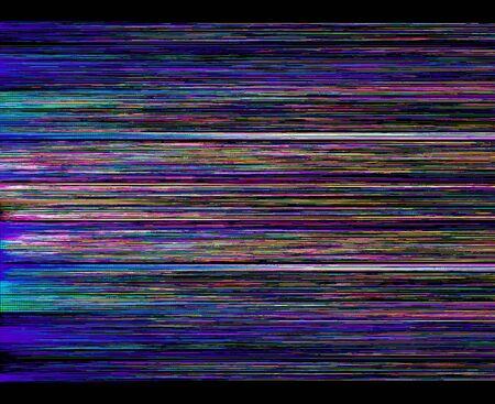 Digital background from multi-colored Banco de Imagens