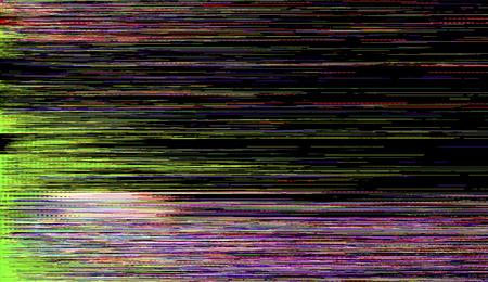 glitch: Problema tecnico colorato sfondo dello schermo