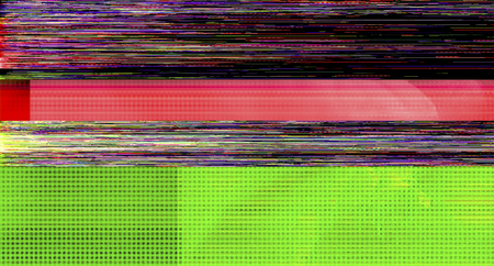 glitch: Glitch Art Stock Photo