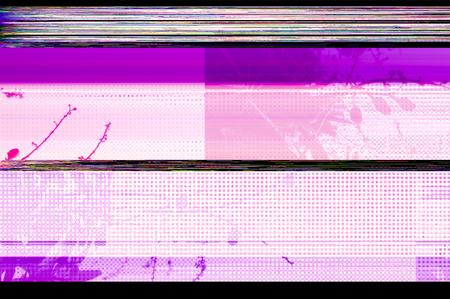 glitch: Glitch Art Archivio Fotografico