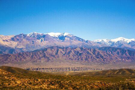 Cordillera, ARG Stock Photo