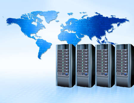rack server: servers