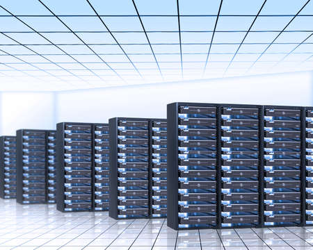 server room Stock Photo - 10015947
