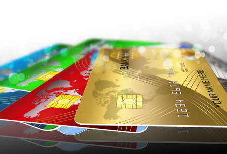 cash card: credit cards