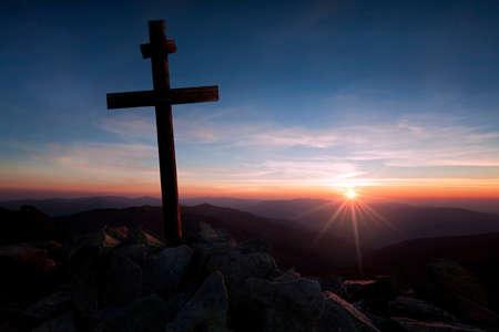cristianismo: La belleza del cristianismo Foto de archivo