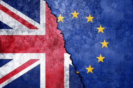 英国 Brexit、欧州連合ブロークン