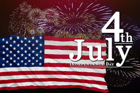 July 4 Independence Day of United States