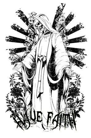 Faith Illusztráció