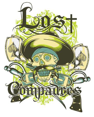 Lost Illustration