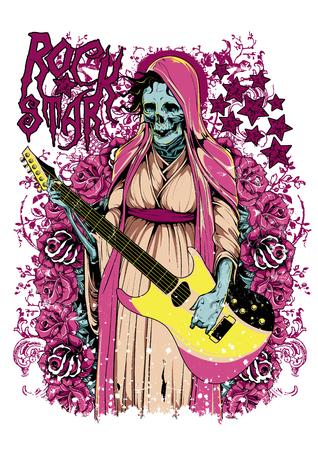 Death notes Иллюстрация